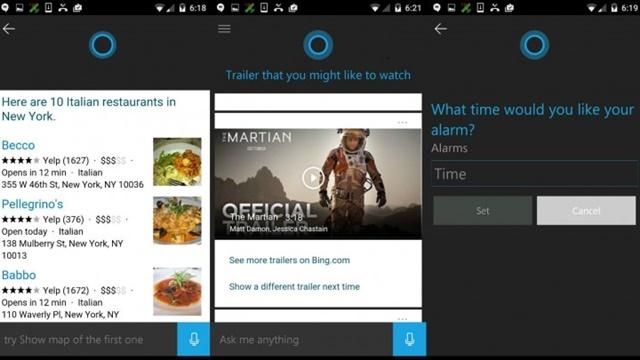 cortana android beta-2