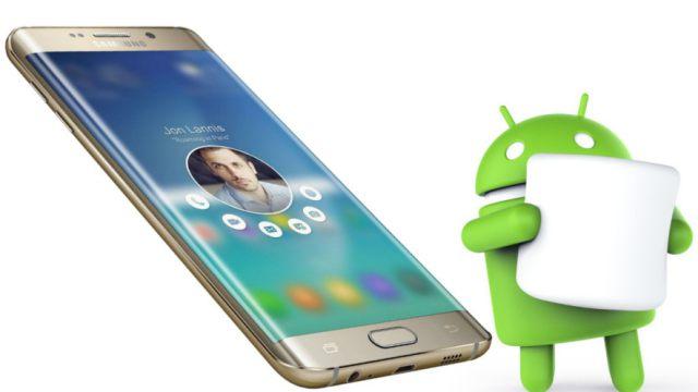 Android 6.0 Marshmallow guncellemesi alacak Samsung modelleri
