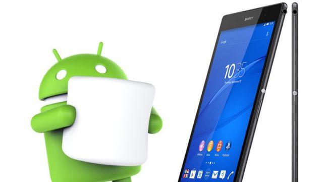 Android 6.0 Marshmallow guncellemesi alacak Sony modelleri