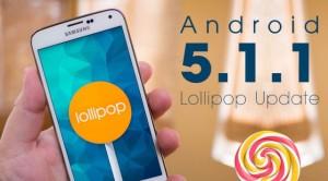 Samsung Galaxy S5 için Android 5.1.1 Güncellemesi Yayınlandı