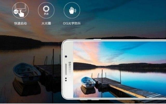 Samsung Galaxy A9 kamera ozellikleri