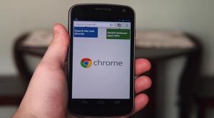 Google Chrome, Android için Güvenli Gezinti Özelliğini Açıyor
