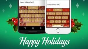 Mobil Klavye Uygulaması SwiftKey'den Yılbaşı Tema Hediyesi!