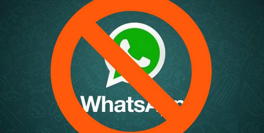 whatsapp brezilya yasak