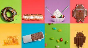 Google, Android Gingerbread ve Honeycomb Sürümüne Artık Destek Vermeyecek