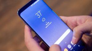 Samsung Galaxy S8'de Tuş Kullanmadan Ekran Görüntüsü Nasıl Alınır?