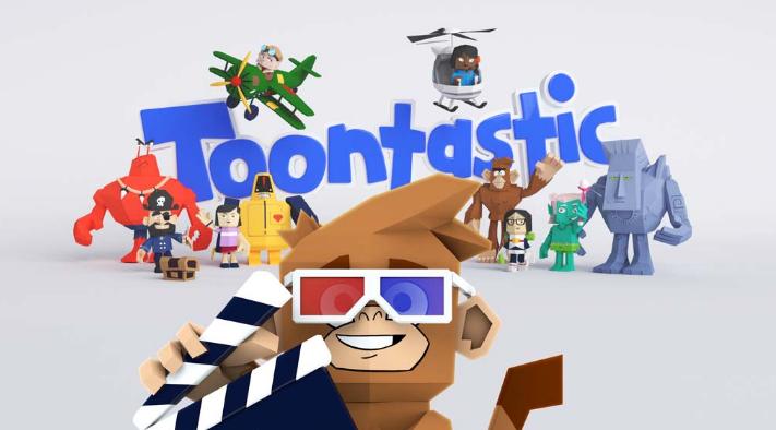 Akıllı Telefonlarda 3d Animasyon Ve çizgi Film Nasıl Oluşturulur