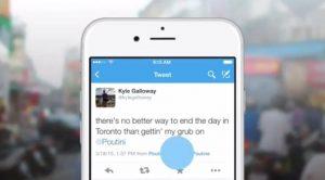 Mobil Twitter'da Konum Nasıl Kapatılır?