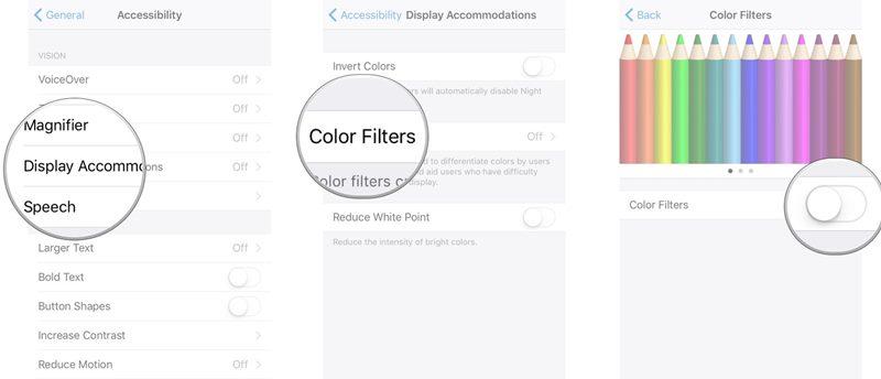 iphone-renk-filtreleri-goz-yorulmasi