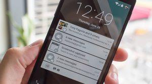 Android Telefonlardaki Tüm Bildirimler Nasıl Görüntülenir?