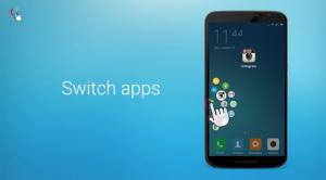 Android Telefonlarda Uygulama Simgeleri Yan Menüde Nasıl Toplanır?