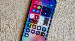 iPhone X Denetim Merkezi Nasıl Özelleştirilir?