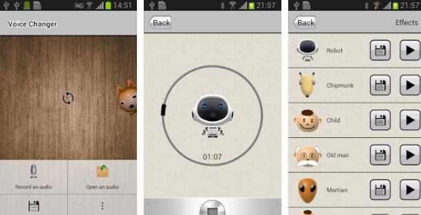 android-ses-degistirme-uygulamalari