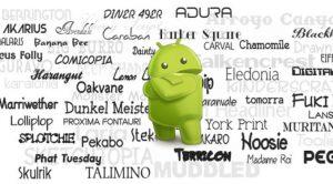 Android Telefonlarda Yazı Tipi Nasıl Değiştirilir?