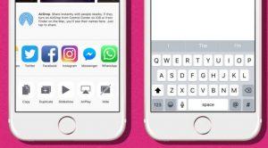 iPhone Paylaşım Sembolleri Nasıl Değiştrilir?