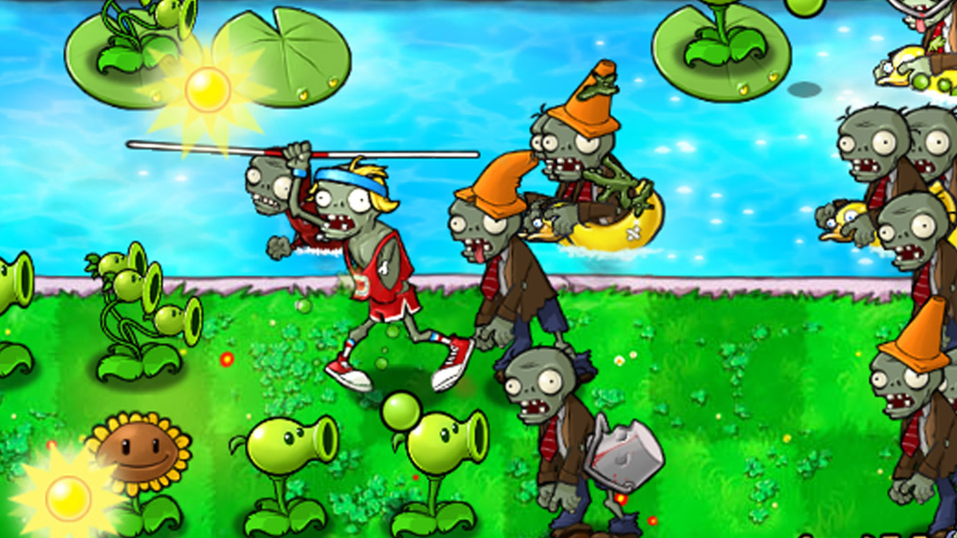 Plants vs Zombies: Bully for You #1 Review - The GCE